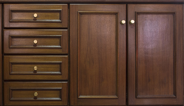 Contact us regarding cabinetry